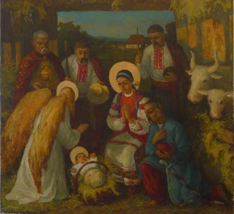 """Священик із Тернополя привітав з Різдвом користувачів """"Фейсбуку"""""""