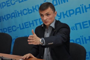 Михайло Головко.